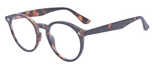 ALWAYSUV Blaulichtfilter Brille Bildschirmbrille Blaulicht Brillen mit Klar Linsen Unisex Design