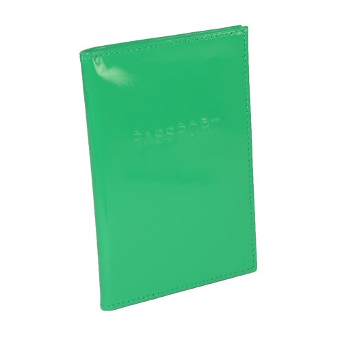 buxton-protege-passeport-femme-homme-vert-taille-unique