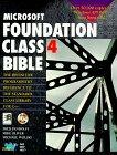 Portada del libro Microsoft Foundation Class 4 Bible by Fred Pandolfi (1996-07-02)