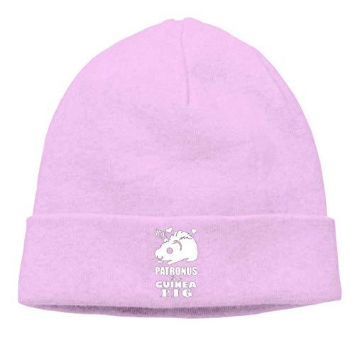 tyutrir Weiche Wollmütze für Herren und Damen, My Patronus ist Guinea Pig Beanie Hat Perfect 9091