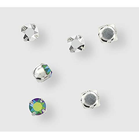 Swarovski Crystal montees, S -Light Colorado Topaz, PP31 - Pack of 1440 (W/S)
