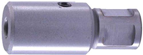 Gewindebohrer-Adapter mit WELDON-Direktaufnahme für Maschinengewindebohrer DIN 376: M27 - Schaft-Ø...