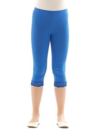 yeset yeset m dchen kinder leggings leggins hose capri 3 4. Black Bedroom Furniture Sets. Home Design Ideas