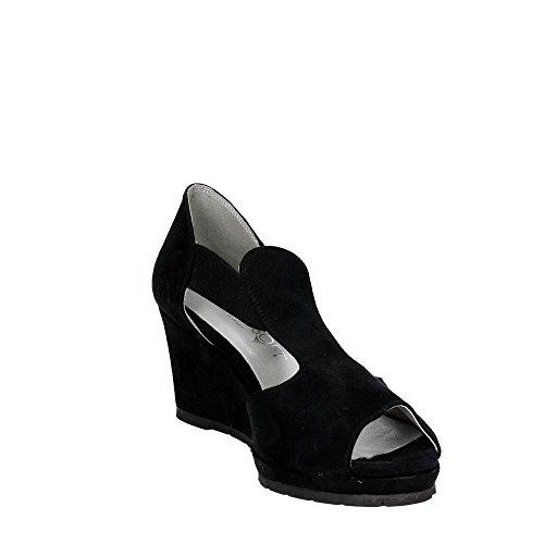 Cinzia Soft 51538 Sandalia Negra Para Mujer