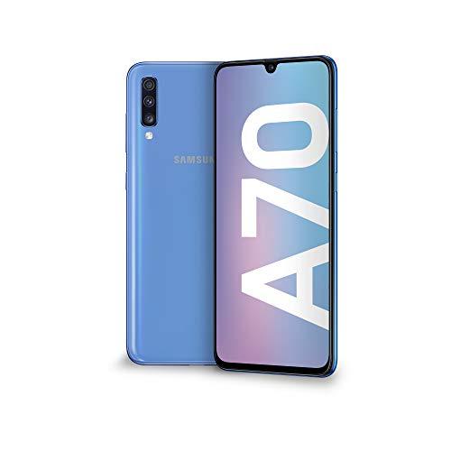 """Samsung A70 Blue 6.7"""" 6gb/128gb Dual Sim"""