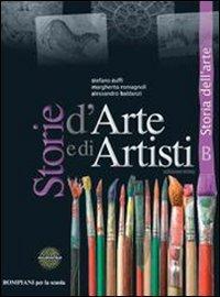 Storie d'arte e di artisti. Con quaderno di lavoro. Per la Scuola media. Con espansione online: 2