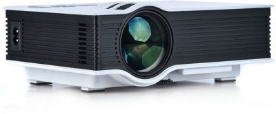 PLAYTM LED HD Portable AV, USB, SD, VGA, HDMI Advance Projector For All Purpose with 1 Year Warranty