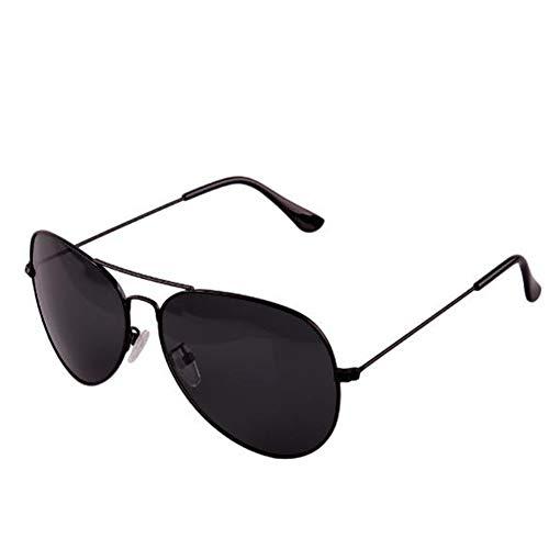 BYTNDERF Sonnenbrille polarisiertes hochwertiges Material, leichtes, hochauflösendes, langlebiges, ultraleichtes Metall, geeignet für Reisen, Fahren und Fahren