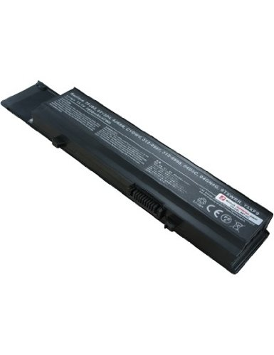 Batterie pour DELL VOSTRO 3700 Series, Haute capacité, 11.1V, 6600mAh, Li-ion