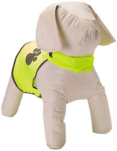 Trixie 30081 Sicherheitsweste für Hunde, S: 39-50 cm -