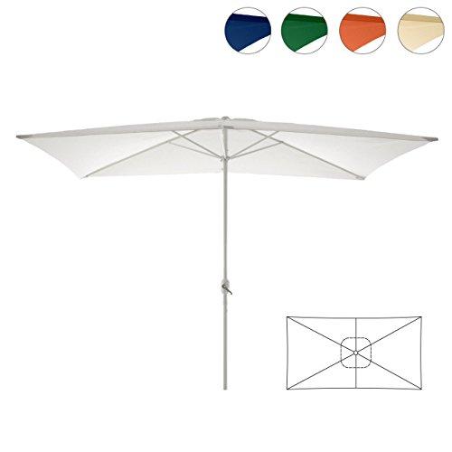 nexos-sonnenschirm-weiss-200x300-cm-quadratisch-gestell-stahl-bespannung-polyester-6-kg