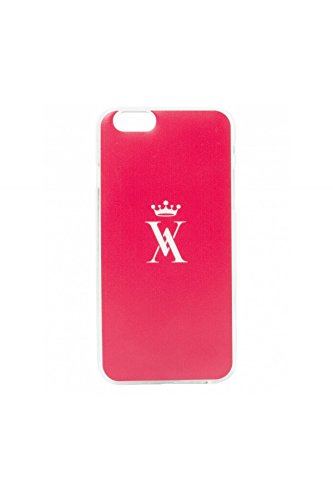 Vicomte ha cover iPhone 6 fucsia/bianco Vicomte Artur blu 0