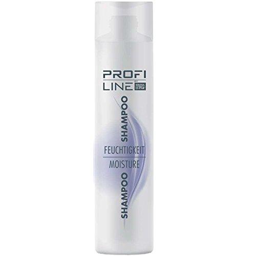 Profiline Shampoing hydratant 300 ml avec complexe hydratant intensivem