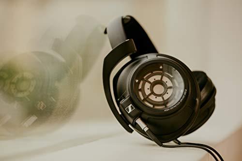 Sennheiser Over Ear HD 820 Headphones (Black) Image 2