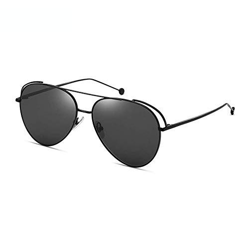BAIF Sonnenbrillen Sonnenbrillen Damen 'S Large Frame Round Face Sonnenbrillen Transparente Ocean Lens Brillen