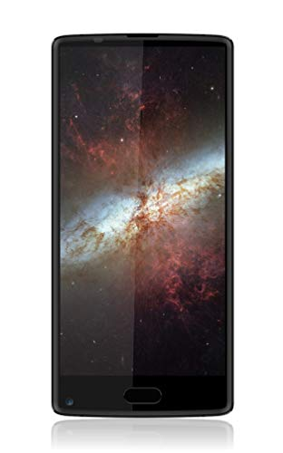 HOMTOM H3 (3GB + 32GB) Dual Camera + Screen Replacement with FP Sensor and Face Unlock with Full Metal Body (Black)