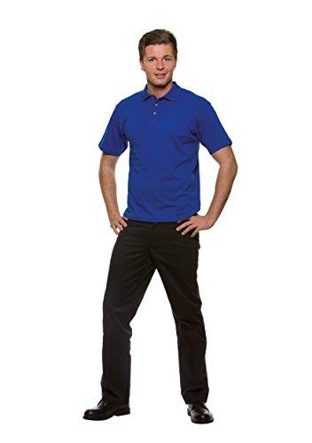 Poloshirt Basic Blau