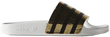 Adidas Adilette W - Sandalias de punta abierta para mujer