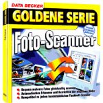Data Becker Foto Scanner - Goldene Serie Foto Scanner SW D