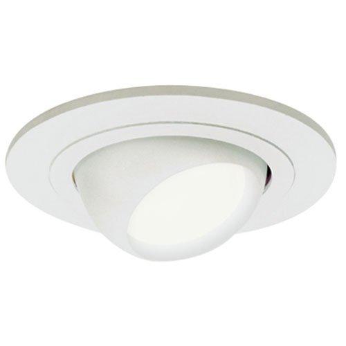 Cooper Beleuchtung 998P-,, verstellbar Auge, Weiß, 4., 998P, 120 volts (Cooper Beleuchtung)