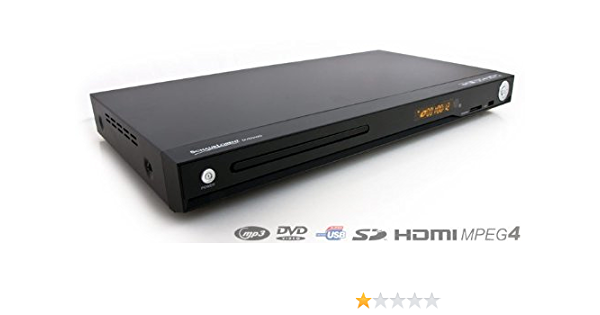 Hdmi Dvd Player With Usb Slot Schaub Lorenz 2020 Elektronik
