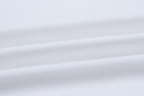 Junshan Femme Manches Longues Chemise à Manches Longues T-Shirt Dame Bas chemisier Tunique Tops manches longues bretelles de femmes col rond creux Slim Blanc
