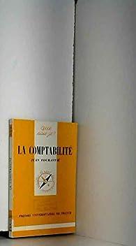 La Comptabilité par Jean Fourastié