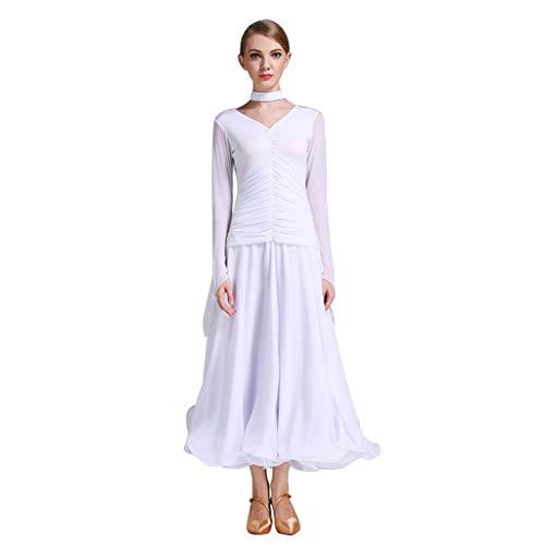 Modern Dance Kleid Für Frauen Wettbewerb Ballroom Dance -