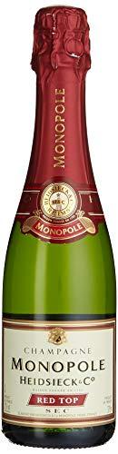 Champagne Heidsieck & Co. Monopole Red Top Sec in der halben Flasche (1 x 0.375 l)