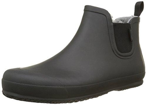 Tretorn Herren BO Winter Kurzschaft Gummistiefel, Schwarz (Black 010), 44 EU - Schuhe Tretorn