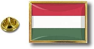 Spilla Pin pin's Spille spilletta Giacca Bandiera Distintivo Badge Ungheria