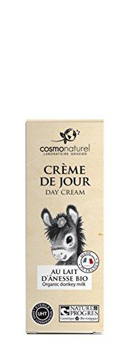 COSMO NATUREL CO00003528 Crème de Jour au Lait d'Anesse