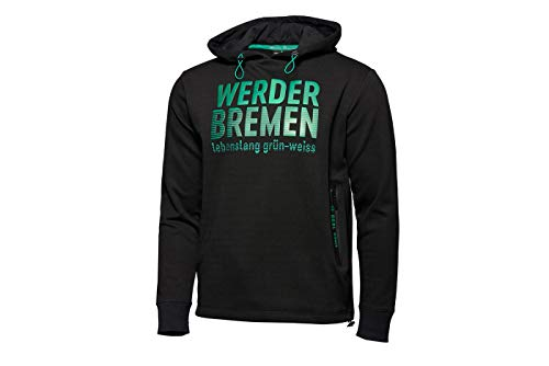 Bremen SV Werder Hoody Lebenslang grün-Weiss Gr. 2XL
