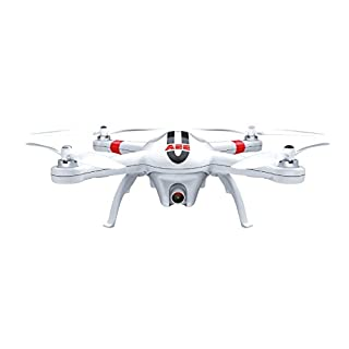 AEE Technology AP10 Pro GPS Drone Quadcopter Full HD 1080P 60 FPS 16MP Camera (White)