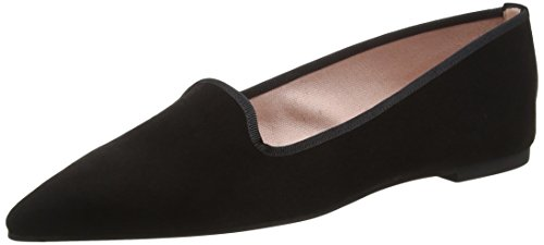Pretty Ballerinas 43282 Angelis Negro Ballerine da Donna, Colore Nero (Black), Taglia 7.5 UK 40 EU