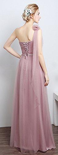 Eyekepper Robe de soiree longue Robe Femme / demoiselle robes elegant robe nuptiale femmes elegante robe marron D style