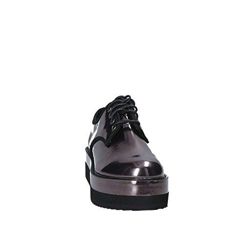 Chaussures Guess Femme Minny Miroir Peinture Bronze Flmin3lel13 Bronze
