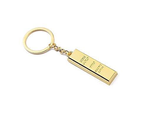 Morbuy Männer Metall Schlüsselanhänger Ring Schlüsselband Schlüsselbund Schlüsselhalter Schlüsselring Zink Legierung Schlüssel Haken Gürtel Clip Personalisiert (Damen Kurze Adidas Golf)