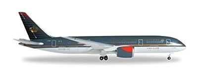 Herpa 527644 - Royal Jordanian Boeing 787-8 Dreamliner von Herpa