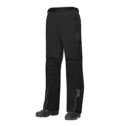 can-am-rpm-brp-spyder-mens-black-caliber-motorbike-atv-riding-pants-trousers-size-40