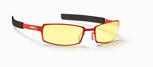 Gunnar Optiks PPK Negro, Rojo - Gafas de seguridad (Negro, Rojo, Amarillo, 130 mm, 30 mm, 125 mm)