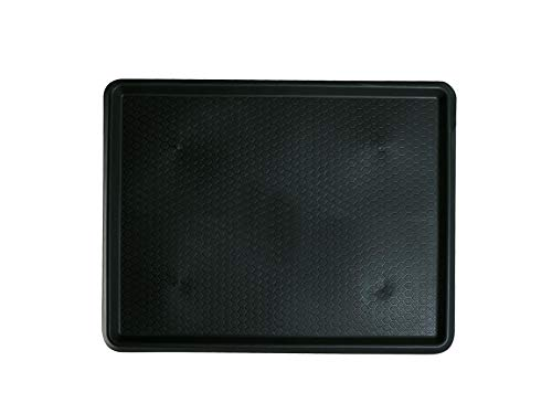 IPAE-Progarden Multivax - Bandeja Multiusos (70 x 90 x 4 cm), Color Negro