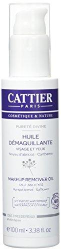 Cattier Huile Démaquillante Pureté Divine 100 ml