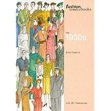 Fashion Sourcebook - 1930s (Fashion Sourcebooks)
