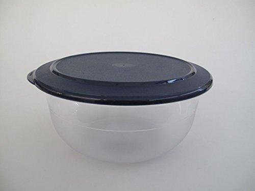 Tupperware Ciotola 3,5L Blu Transparente C24 Scatola Senza Bordo 34106