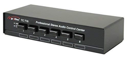 profitec TC 716 Audio Umschaltpult Audio Selector