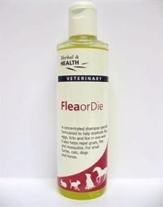 Herbal & Health Flea Or Die Shampoo 250ml