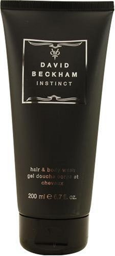 David Beckham Instinct Hair & Body Wash, 1er Pack (1 x 200 ml)