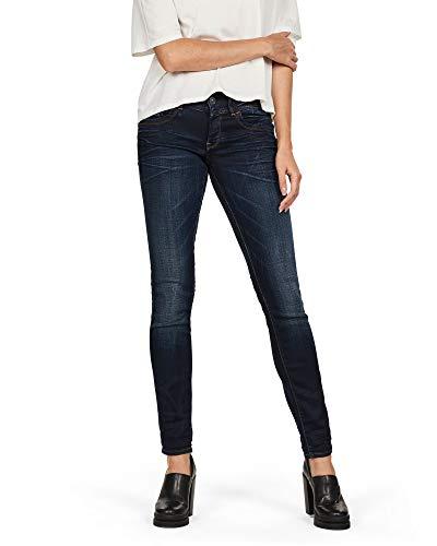 G-STAR RAW Damen Lynn Mid Waist Skinny Jeans