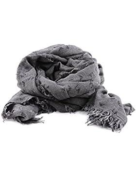ARMANI JEANS Damen Schal im Geschenkbox 924178 grau